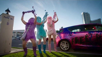 Lexus CT TV Spot, 'Adult Swim: Comic Con'