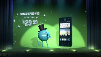 Cricket Wireless TV Spot, 'Magic Phones' - 246 commercial airings