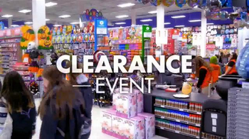 Party City Clearance Event TV Spot, 'Party Supplies'