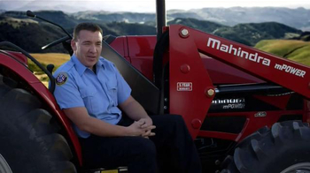 Mahindra Red Tag Sale TV Spot, 'Never Buy Another Tractor'