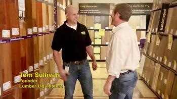 Lumber Liquidators TV Spot, 'Consolidating Inventory' - Thumbnail 2