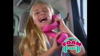 Foam Funs TV Spot, 'Super Strong' - Thumbnail 2