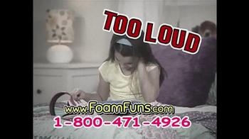 Foam Funs TV Spot, 'Super Strong' - Thumbnail 4