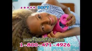 Foam Funs TV Spot, 'Super Strong' - Thumbnail 5