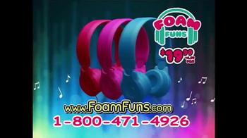 Foam Funs TV Spot, 'Super Strong' - Thumbnail 7