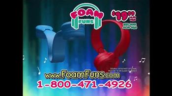 Foam Funs TV Spot, 'Super Strong' - Thumbnail 8
