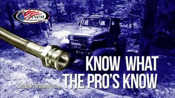 Crown Performance Products TV Spot, 'Pros Know' - Thumbnail 8