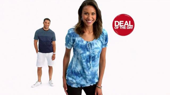 Macy's One Day Sale TV Spot, 'Fine Jewelry, Shoes and Bedding' - Thumbnail 1