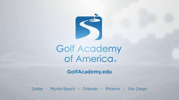 Golf Academy of America TV Spot, 'Play to Win' - Thumbnail 7