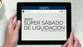 Sears Súper Sábado de Liquidación TV Spot, 'Regreso a la escuela' [Spanish] - Thumbnail 2