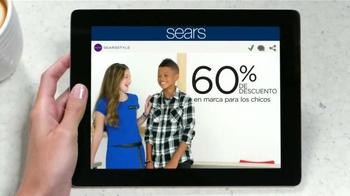 Sears Súper Sábado de Liquidación TV Spot, 'Regreso a la escuela' [Spanish] - Thumbnail 4