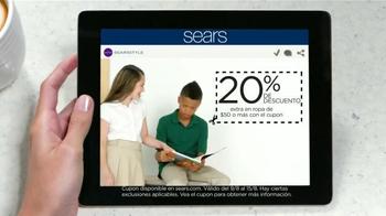 Sears Súper Sábado de Liquidación TV Spot, 'Regreso a la escuela' [Spanish] - Thumbnail 8