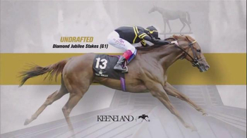 Keeneland September Yearling Sale TV Spot, 'Winners Circle' - Thumbnail 1
