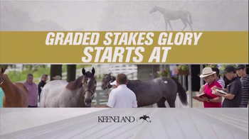 Keeneland September Yearling Sale TV Spot, 'Winners Circle' - Thumbnail 2