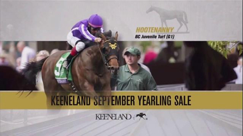 Keeneland September Yearling Sale TV Spot, 'Winners Circle' - Thumbnail 3