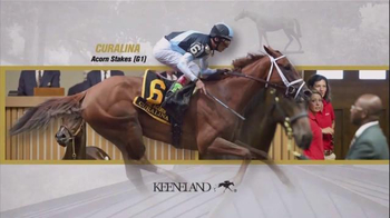Keeneland September Yearling Sale TV Spot, 'Winners Circle' - Thumbnail 4