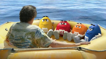 M&M's TV Spot, 'Atrapados en el mar' [Spanish] - 2206 commercial airings