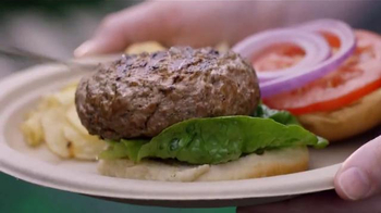 Ranch Burgers on the Grill thumbnail