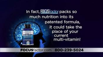 FOCUSFactor TV Spot, 'Improve Your Brain Health'