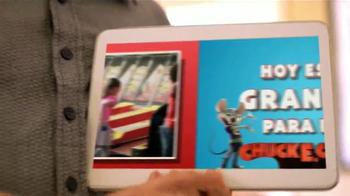 Chuck E. Cheese's TV Spot, 'Presentación' [Spanish] - Thumbnail 4