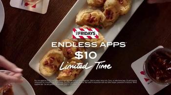 TGI Friday's Endless Apps TV Spot, 'Urgency' - Thumbnail 4