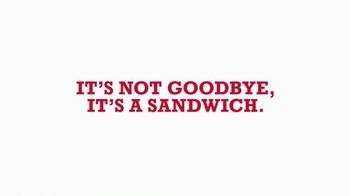 Arby's Reuben TV Spot, 'Last Sandwich' - Thumbnail 6