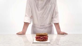 Arby's Reuben TV Spot, 'Last Sandwich' - Thumbnail 2