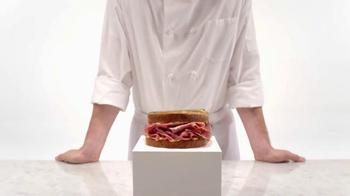 Arby's Reuben TV Spot, 'Last Sandwich'