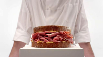 Arby's Reuben TV Spot, 'Last Sandwich' - Thumbnail 5