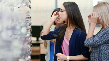 Walmart Vision Center TV Spot, 'Find Your Look' Featuring Drew Barrymore - Thumbnail 1