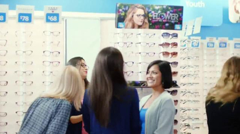 Walmart Vision Center TV Spot, 'Find Your Look' Featuring Drew Barrymore - Thumbnail 2
