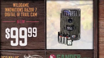 Gander Mountain TV Spot, 'Trail Cams and Tree Stands' - Thumbnail 2