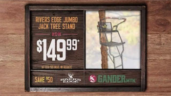 Gander Mountain TV Spot, 'Trail Cams and Tree Stands' - Thumbnail 4
