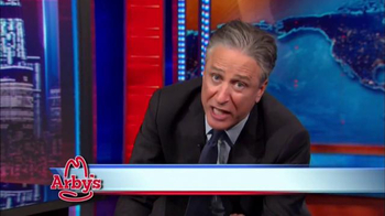 Arby's TV Spot, 'To Jon Stewart: Thank You for Being a Friend' - Thumbnail 8