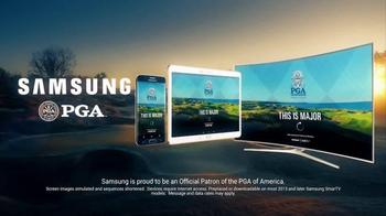 Samsung TV Spot, '2015 PGA Championship' - Thumbnail 6