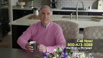 One Reverse Mortgage TV Spot, 'Retire With Savings' Featuring Henry Winkler - Thumbnail 3