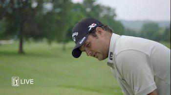 PGA Tour Live TV Spot, 'Hello' Feat. Keegan Bradley Song by Lionel Richie