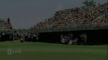 PGA Tour Live TV Spot, 'Hello' Feat. Keegan Bradley Song by Lionel Richie - Thumbnail 1