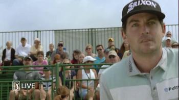PGA Tour Live TV Spot, 'Hello' Feat. Keegan Bradley Song by Lionel Richie - Thumbnail 2