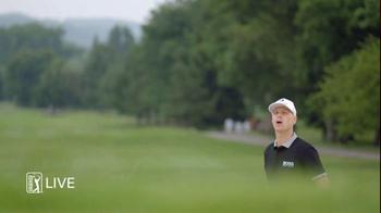 PGA Tour Live TV Spot, 'Hello' Feat. Keegan Bradley Song by Lionel Richie - Thumbnail 3