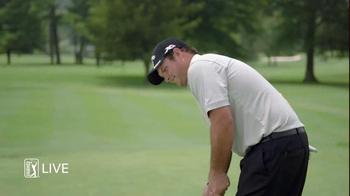 PGA Tour Live TV Spot, 'Hello' Feat. Keegan Bradley Song by Lionel Richie - Thumbnail 6
