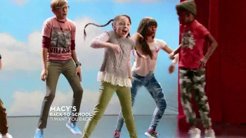 Macy's TV Spot, 'Can You Bring It: Macy''s A Cappella Challenge is On' - Thumbnail 2