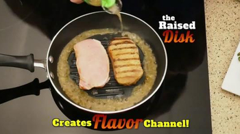 Grill Disk TV Spot, 'Real Barbeque Flavor' - Thumbnail 4