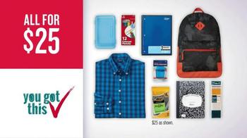 Kmart TV Spot, 'Back to School: His' - Thumbnail 6