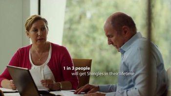 Merck TV Spot, 'Day #7 With Shingles'