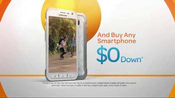 AT&T TV Spot, 'Samsung Galaxy S6 Active: Extra Credit' - Thumbnail 5