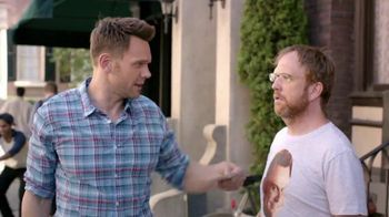 T-Mobile JUMP! On Demand TV Spot, 'Handsome Celebrities' Feat. Joel McHale - 634 commercial airings