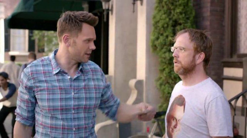 T-Mobile JUMP! On Demand TV Commercial, 'Handsome Celebrities' Feat. Joel McHale