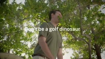 GolfNow.com TV Spot, 'Don't Be a Golf Dinosaur: Brontosaurus' - Thumbnail 9