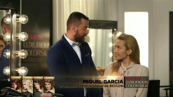 Revlon Luxurious ColorSilk Buttercream TV Spot, 'Raíces' [Spanish] - Thumbnail 1